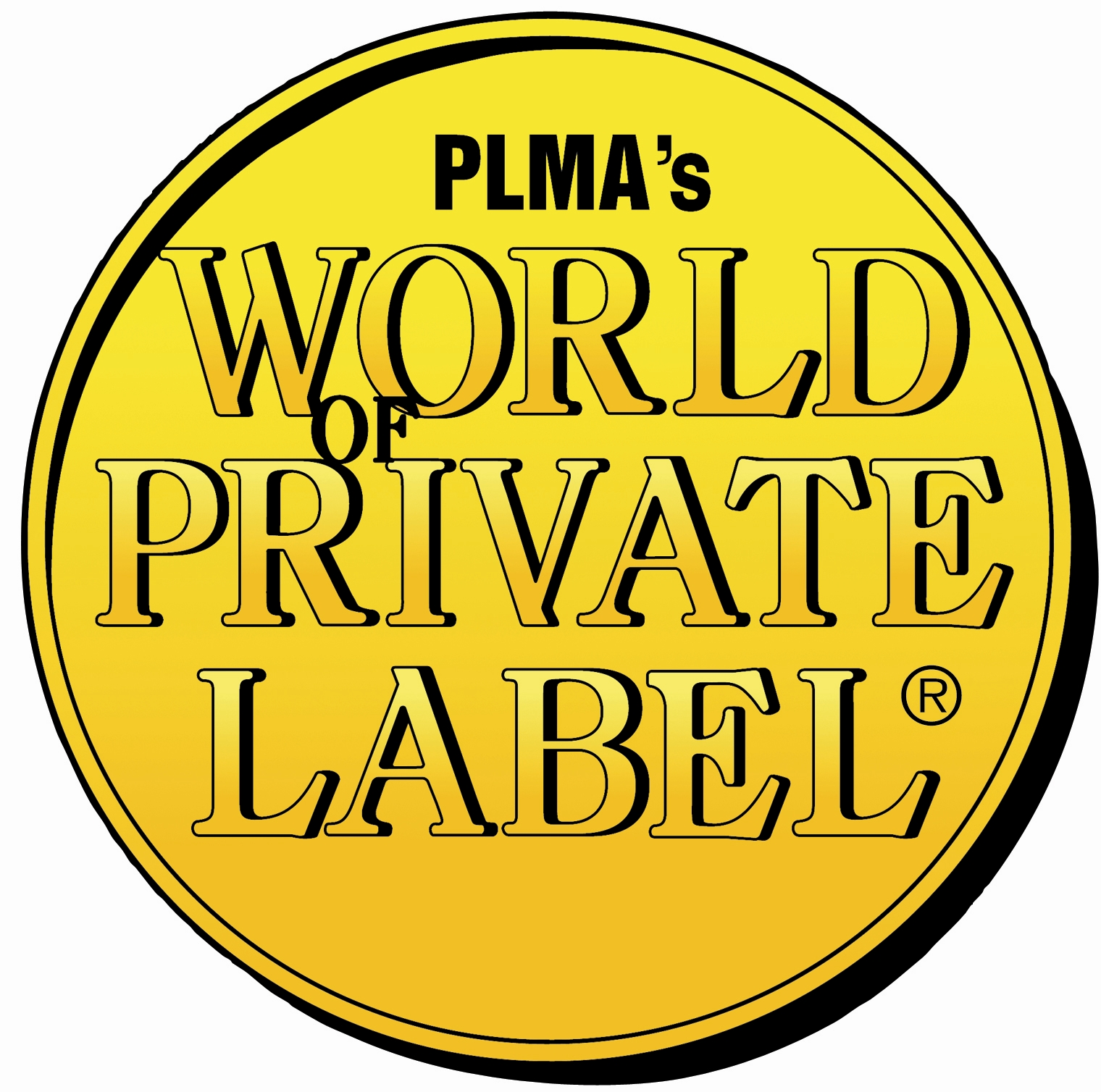 Logo World of Private Label (R)